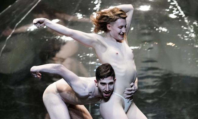 Adam en Eva van Jeroen Bosch komen dansend tot leven