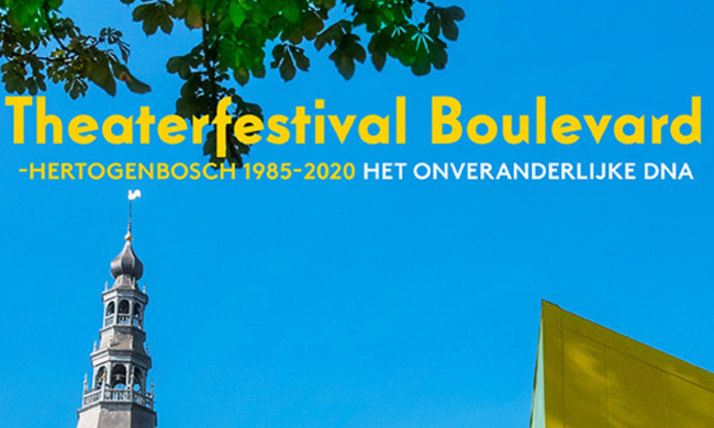 Biography Theaterfestival Boulevard 1985-2020