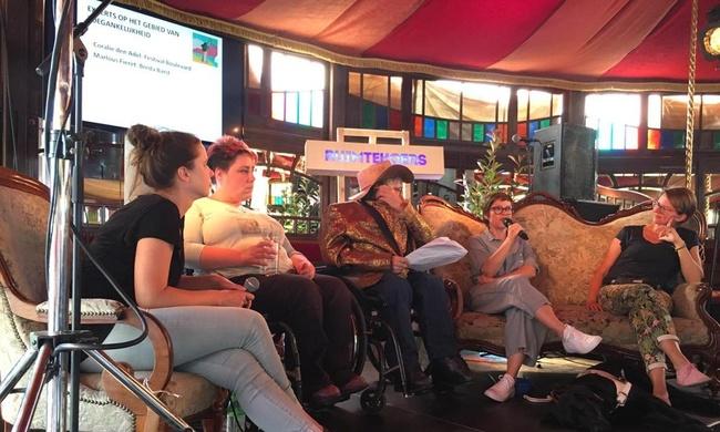 Boulevard als goed voorbeeld te gast op collega-festival Ruimtekoers