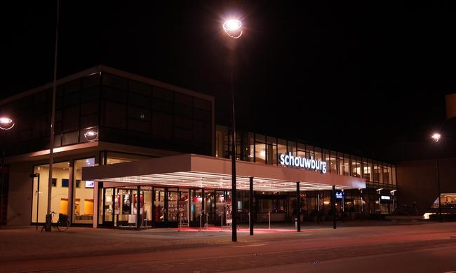 Boulevard bouwt tijdelijk theater