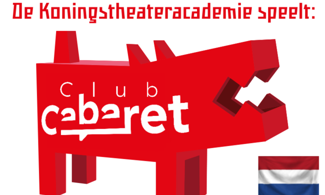 Club Cabaret in Bossche cafés