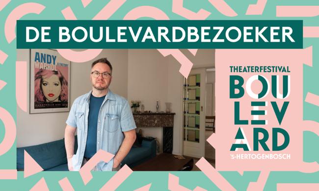 De Boulevardbezoeker deel I: Alex Bakker