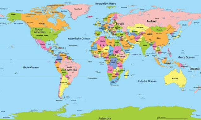 Een wereldreis in elf dagen