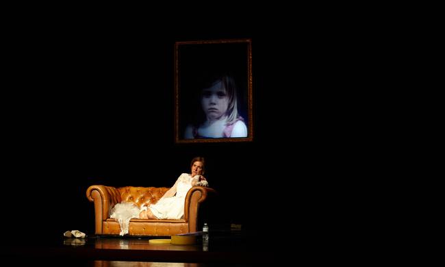 Elsie de Brauw speelt monoloog van Erwin Mortier