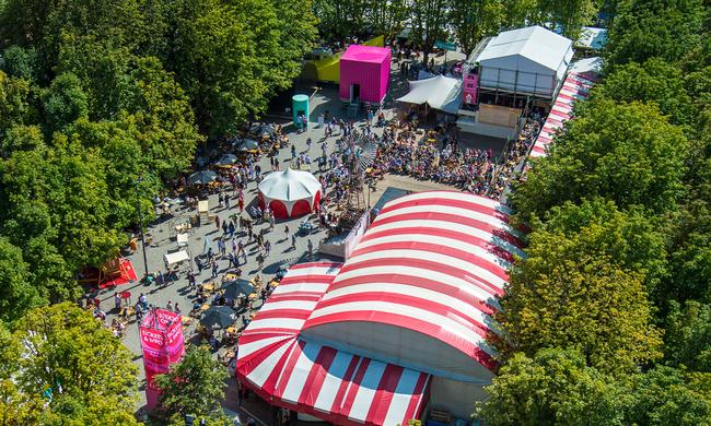 Feestelijke opening van Theaterfestival Boulevard 2019