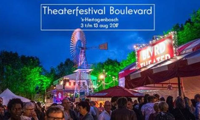 Filmpje Theaterfestival Boulevard 2017