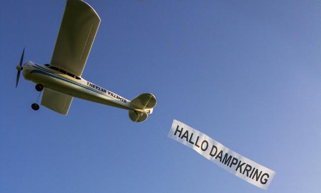 Hallo Dampkring - column