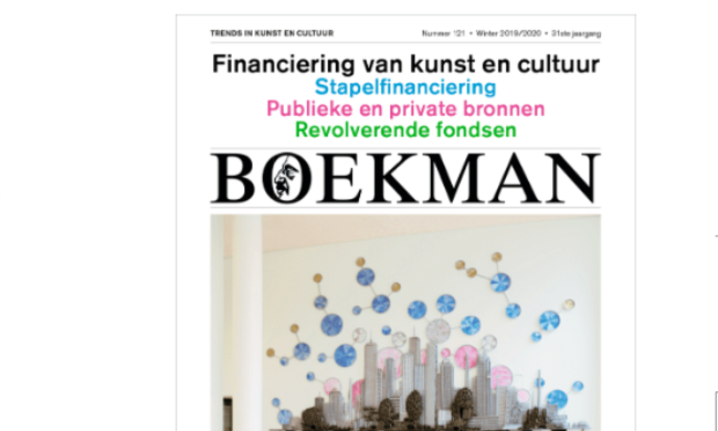Interview in Boekman