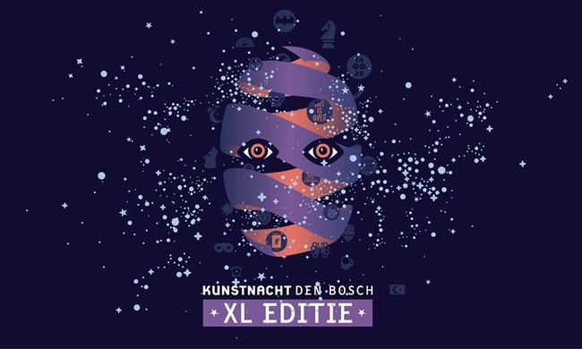 Kunstnacht 's-Hertogenbosch in Pand18