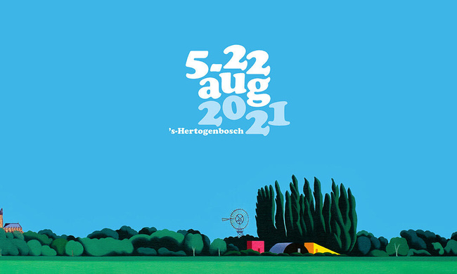 Nieuw campagnebeeld Theaterfestival Boulevard door kunstenaar Jeroen Allart