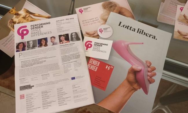 Performing Gender: Vruchtbare trainingsweken Ljubljana en Bologna: volgende stop Leeds!