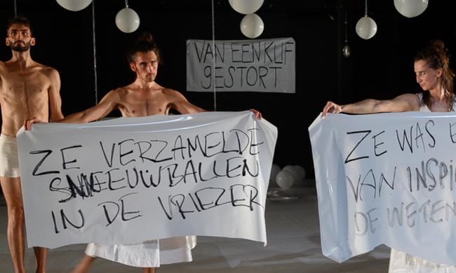 Theatre Critics Award 2020 for Theaterfestival Boulevard