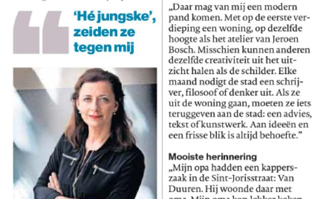 Viktorien in het Brabants Dagblad