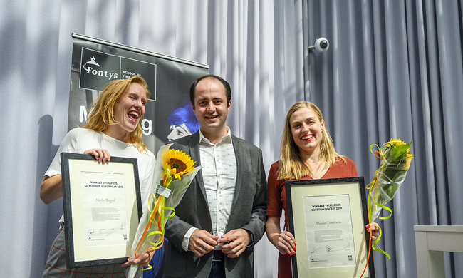 Winnaars Fontys Entreeprijs bekend!