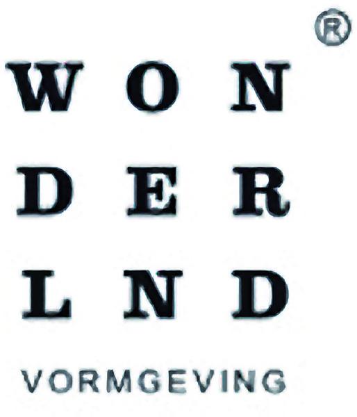 Wonderland vormgeving